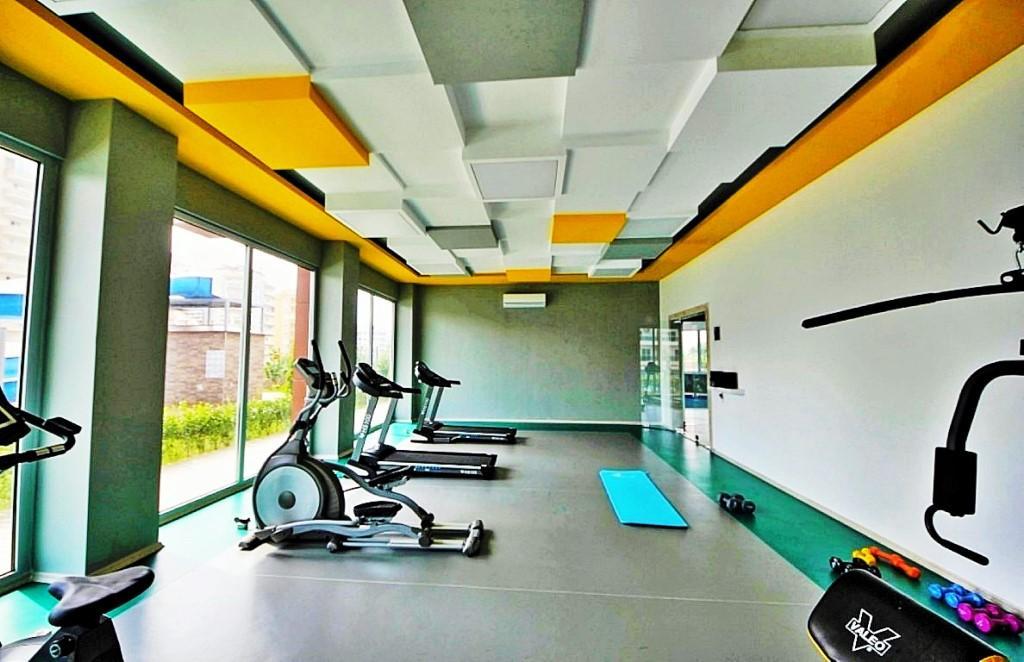 Просторная квартира с мебелью и техникой в комплексе люкс - Фото 20