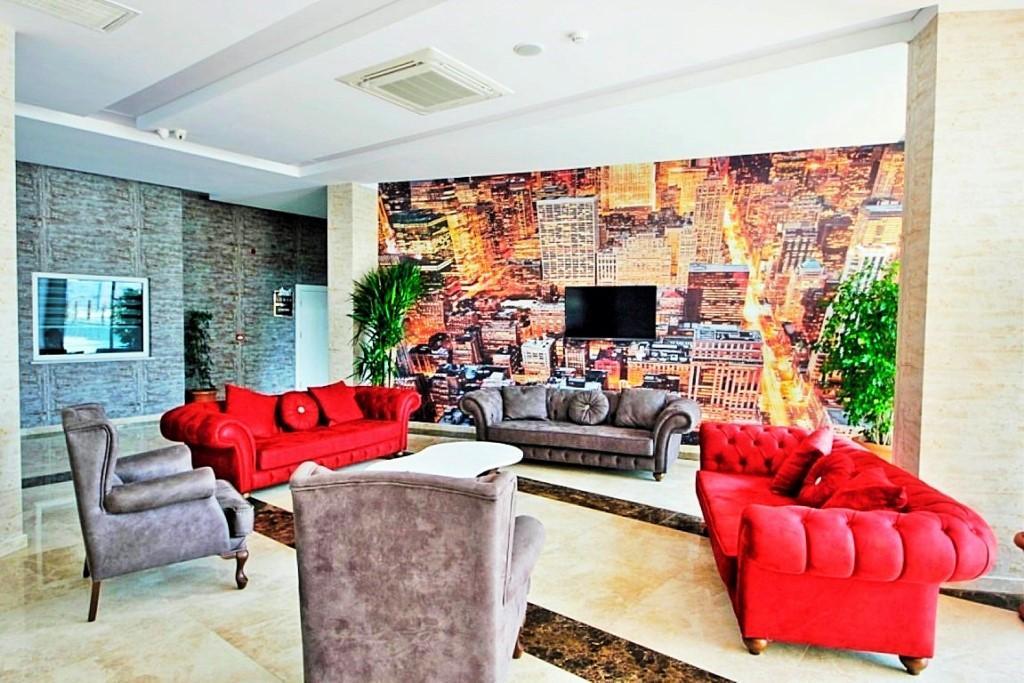 Просторная квартира с мебелью и техникой в комплексе люкс - Фото 24
