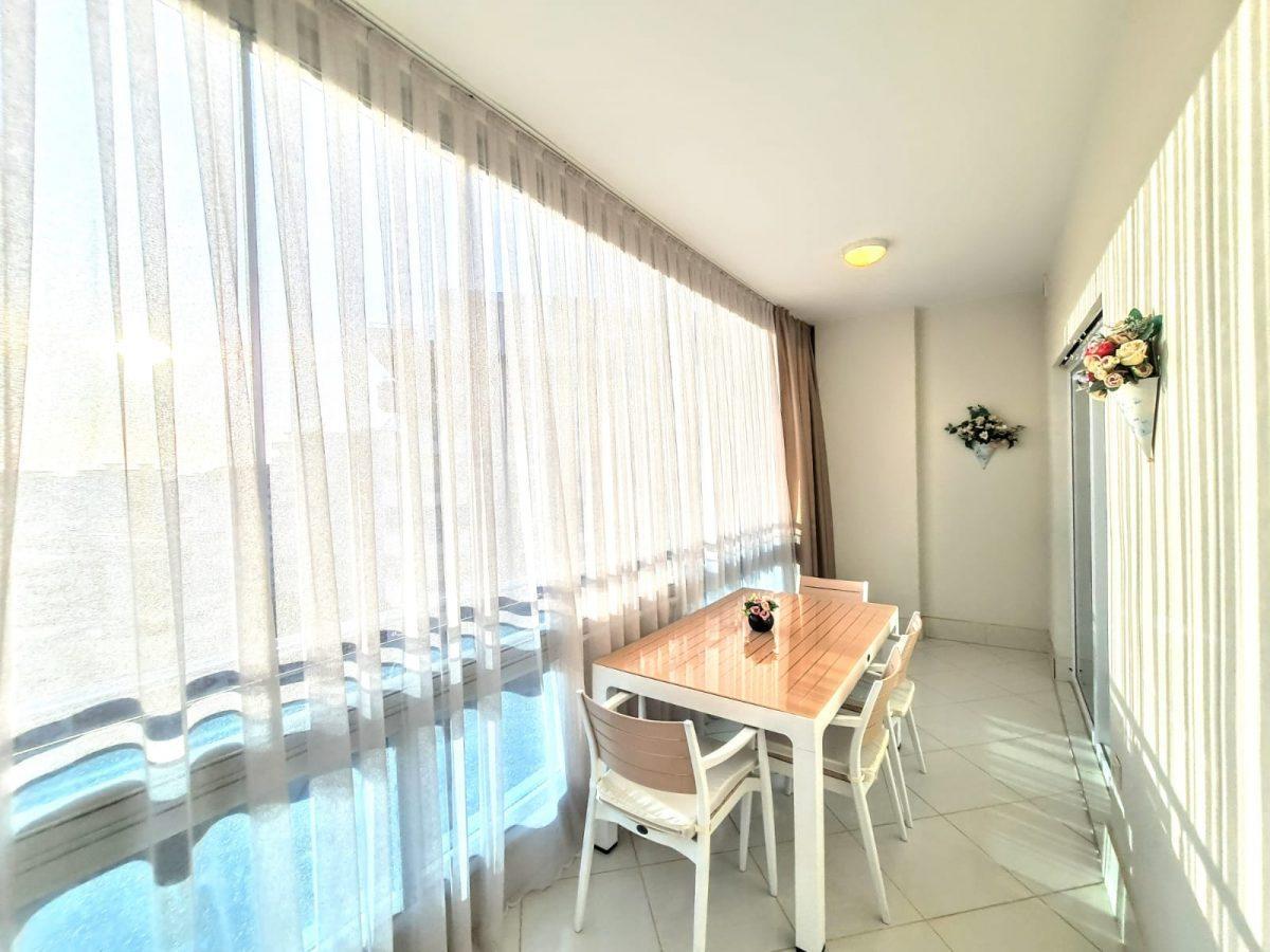Стильная меблированная квартира в шаговой доступности от моря 1+1 в Махмутлар - Фото 2