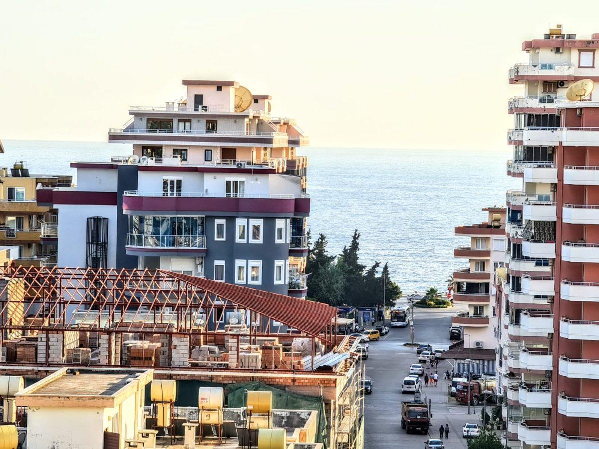 Стильная меблированная квартира в шаговой доступности от моря 1+1 в Махмутлар - Фото 13