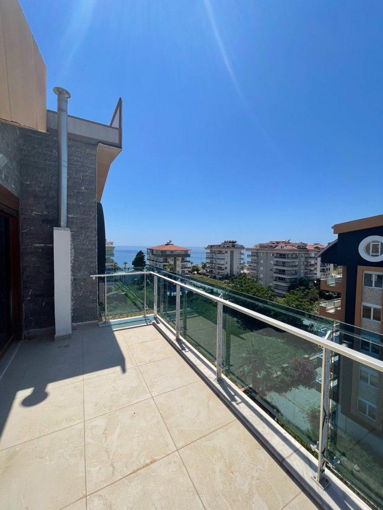 Квартира в районе Алании Кестель - Фото 16