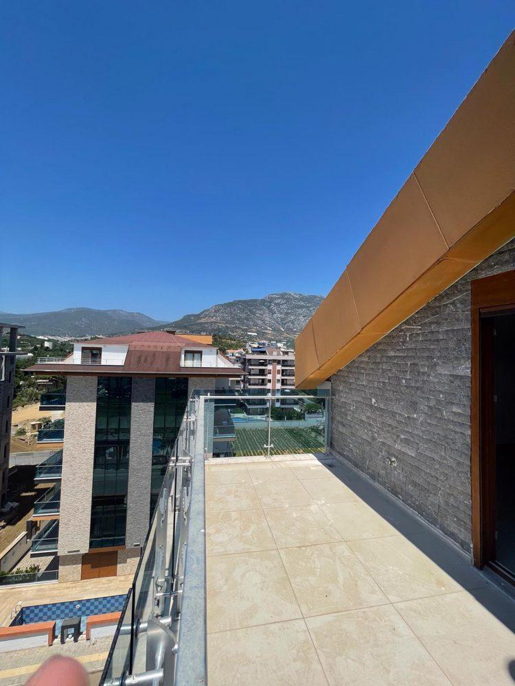 Квартира в районе Алании Кестель - Фото 17