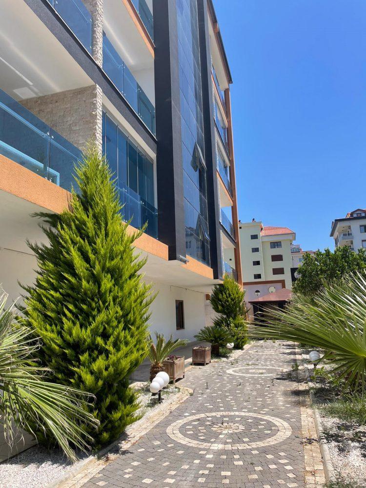 Квартира в районе Алании Кестель - Фото 24