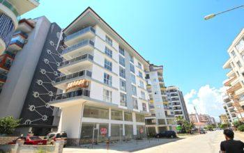 Новая квартира 2+1 в комплексе городского типа.
