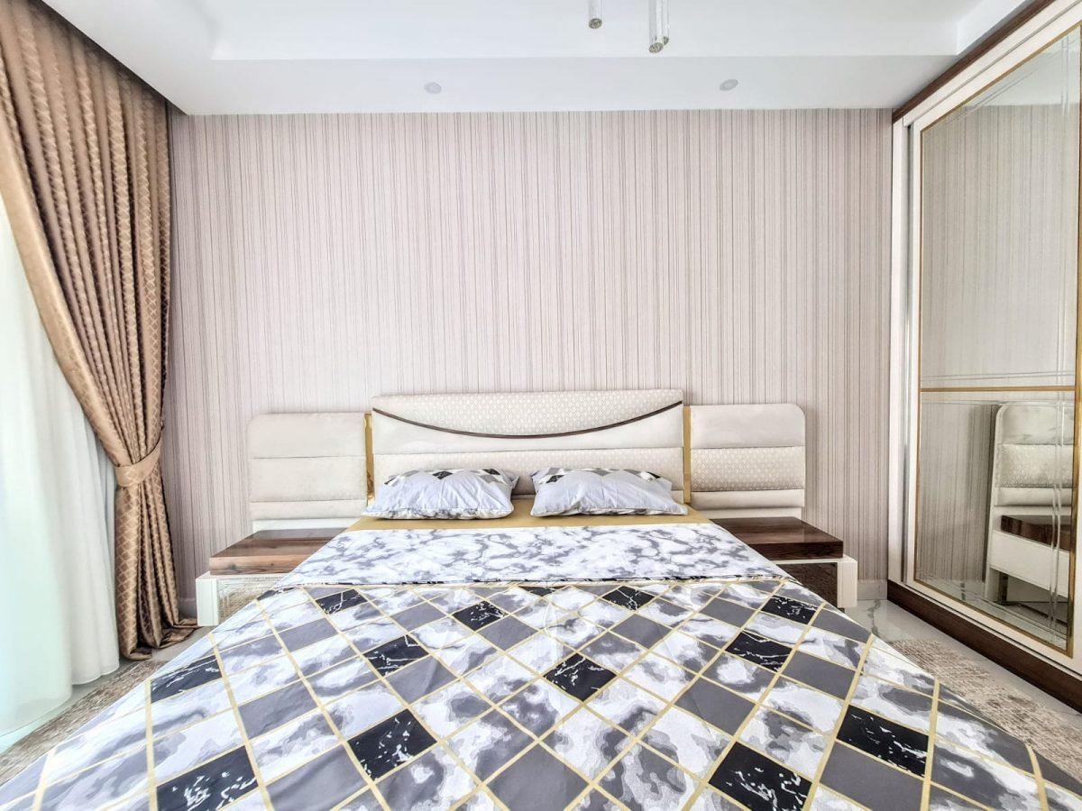Просторная меблированная квартира в Каргыджаке - Фото 8