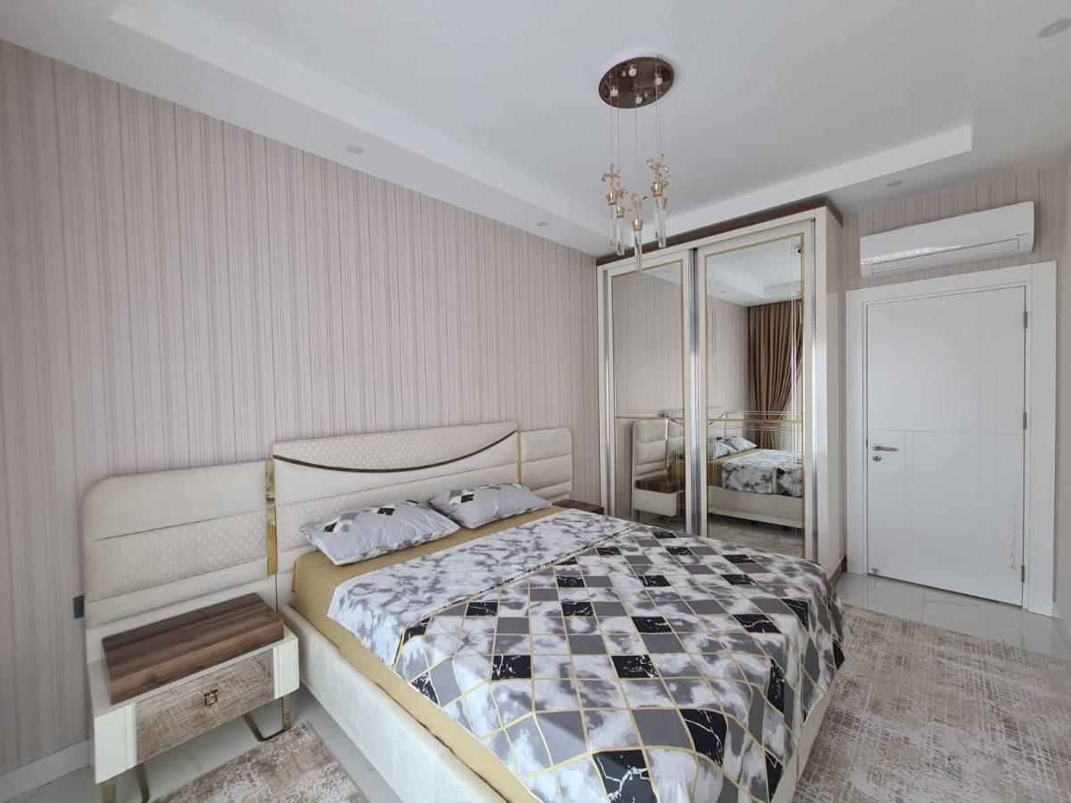 Просторная меблированная квартира в Каргыджаке - Фото 9
