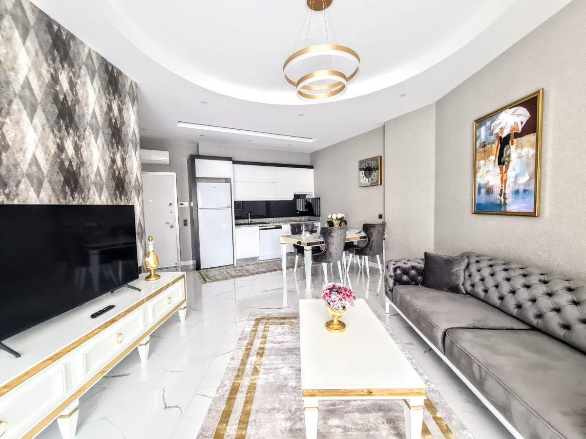 Просторная меблированная квартира в Каргыджаке - Фото 13