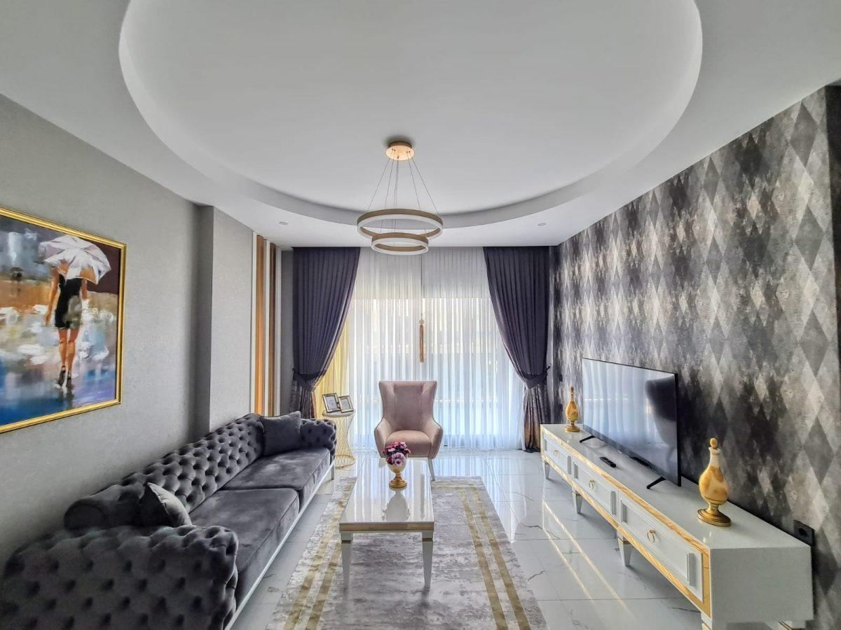 Просторная меблированная квартира в Каргыджаке - Фото 11