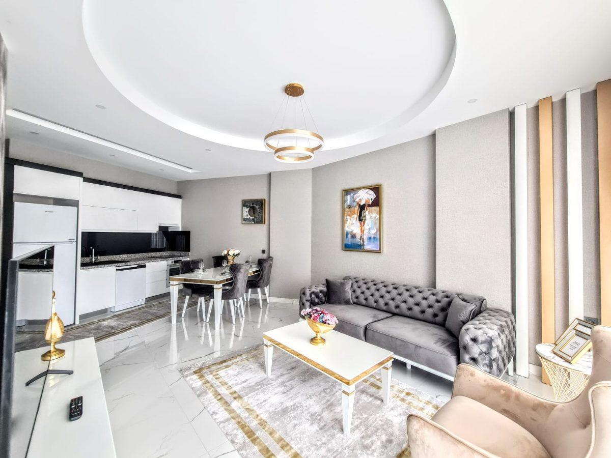 Просторная меблированная квартира в Каргыджаке - Фото 10