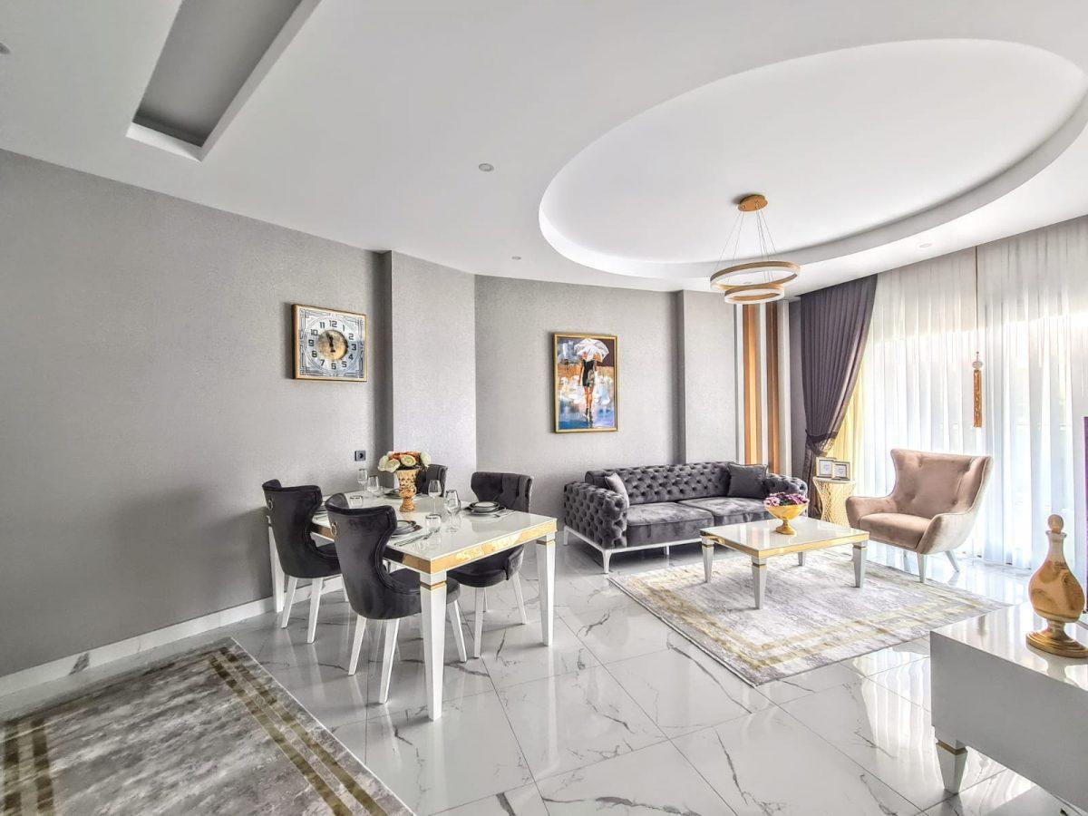 Просторная меблированная квартира в Каргыджаке - Фото 12