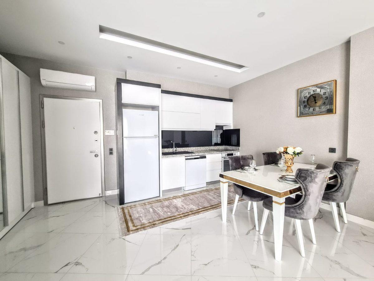 Просторная меблированная квартира в Каргыджаке - Фото 4