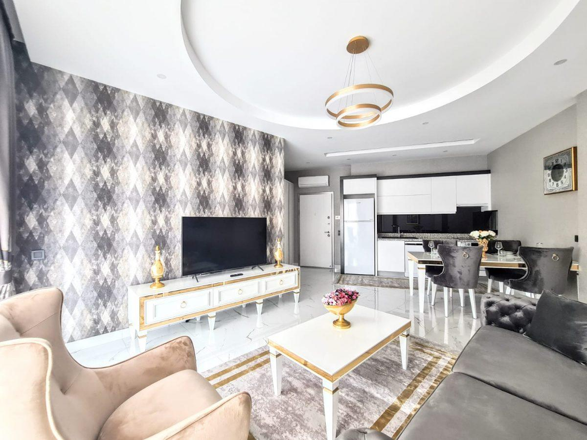 Просторная меблированная квартира в Каргыджаке - Фото 5