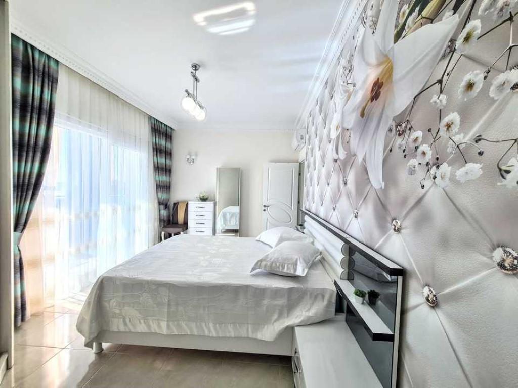 Шикарная квартира в центре Махмутлара - Фото 11