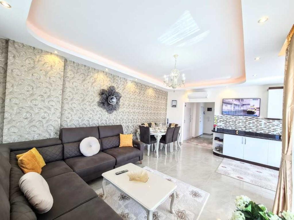 Шикарная квартира в центре Махмутлара - Фото 4