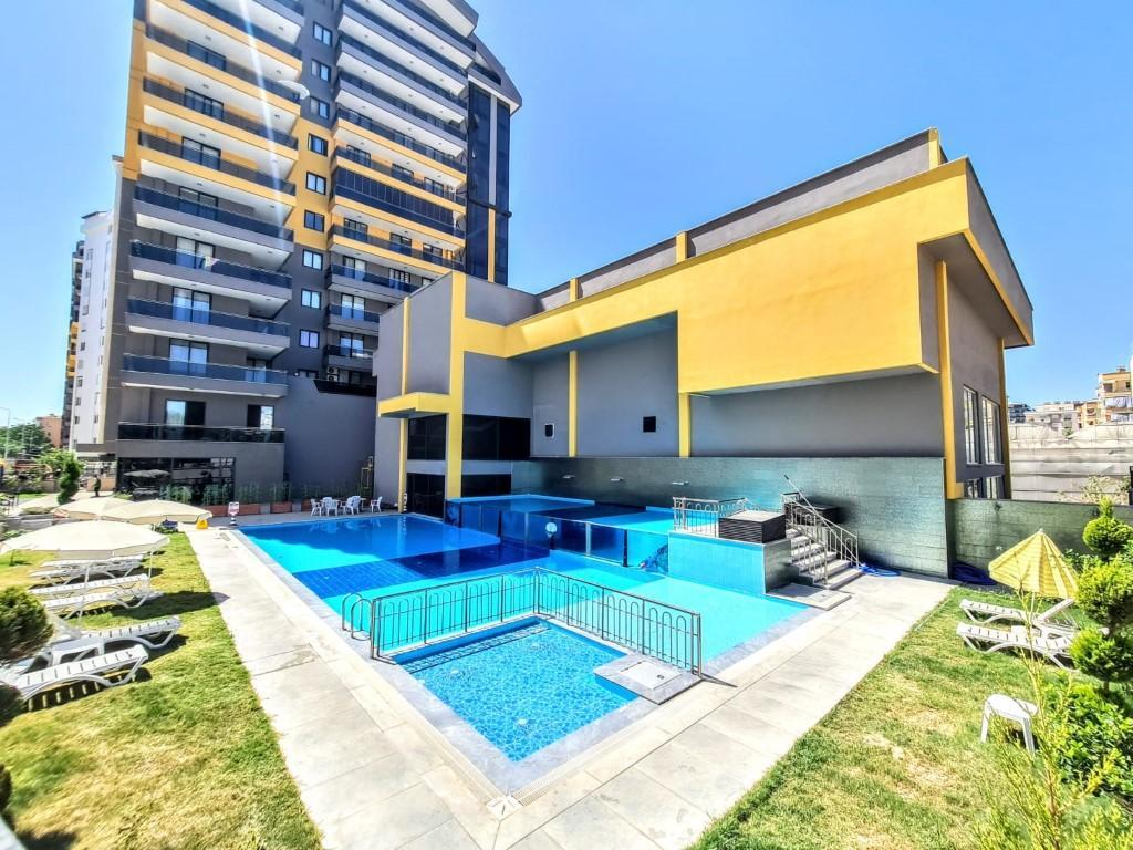 Апартаменты в центре Махмутлара  - Фото 8
