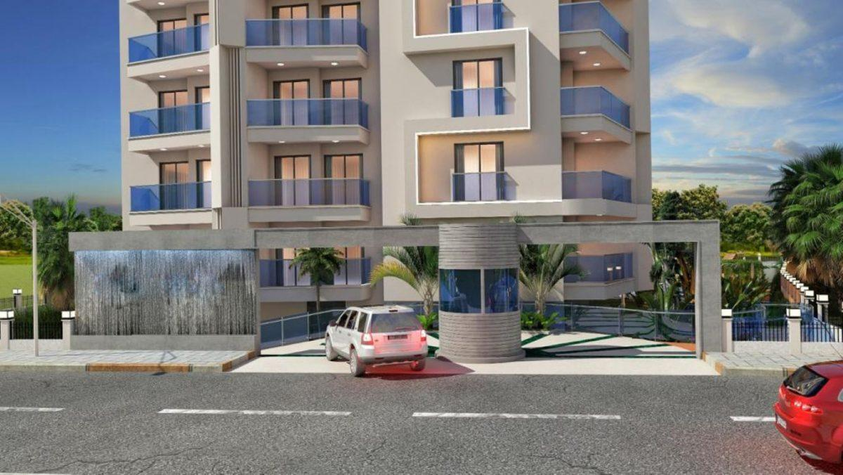 Квартира в жилом комплексе будущего в центре Аланьи - Фото 4