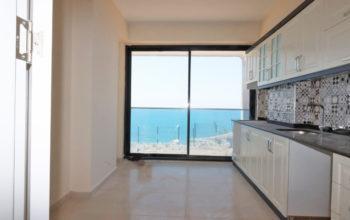 Трехкомнатная квартира с панорамным видом на море