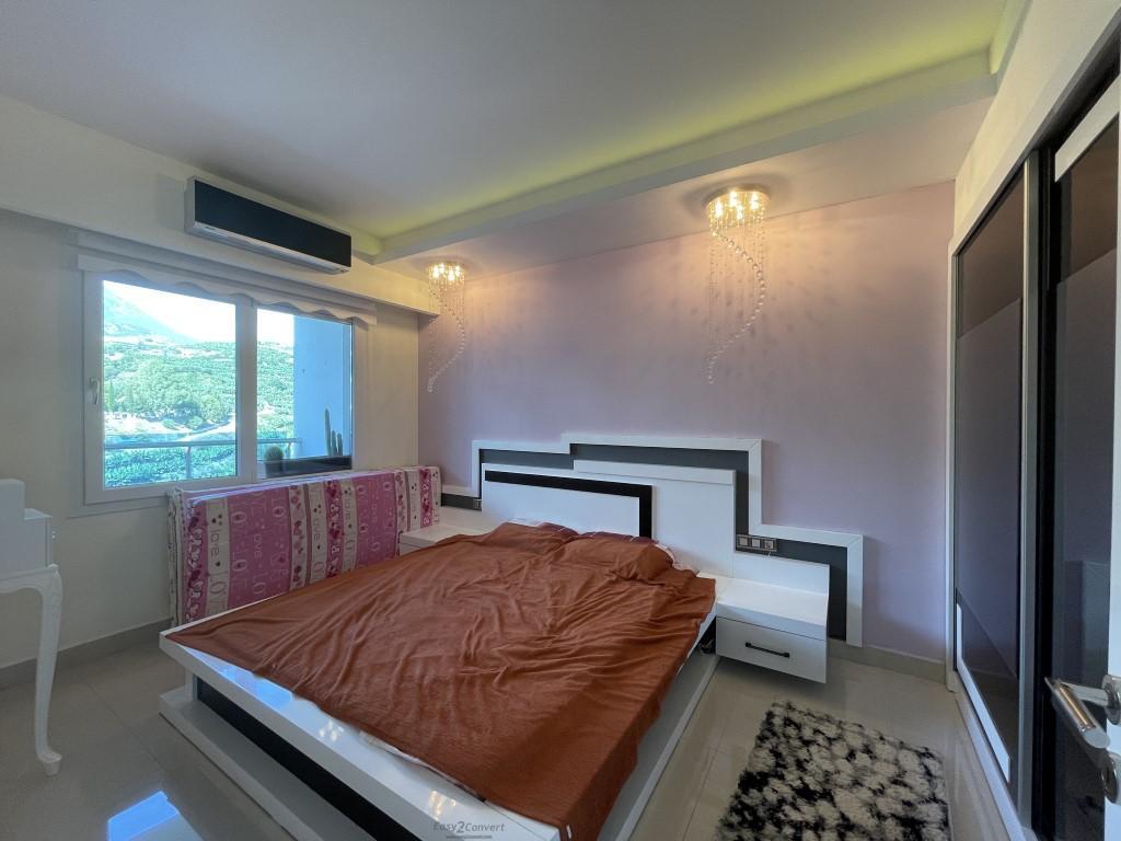 Меблированная квартира 1+1 в комплексе с отельной инфраструктурой - Фото 31