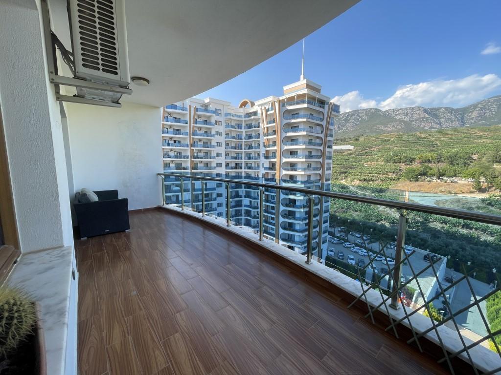 Меблированная квартира 1+1 в комплексе с отельной инфраструктурой - Фото 36