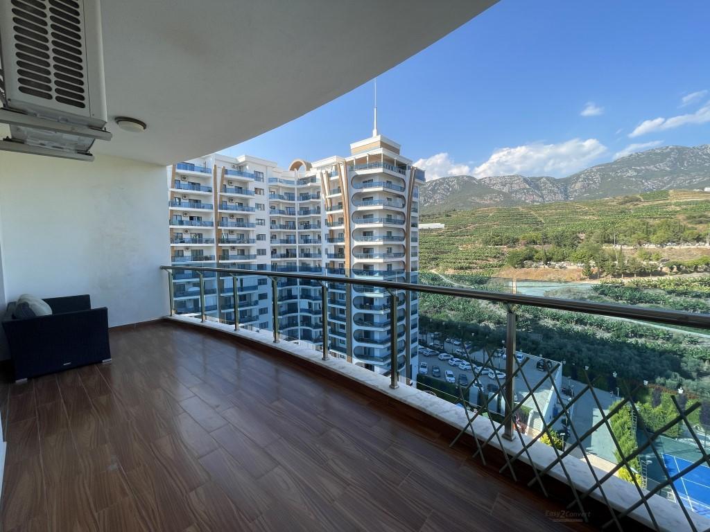 Меблированная квартира 1+1 в комплексе с отельной инфраструктурой - Фото 37