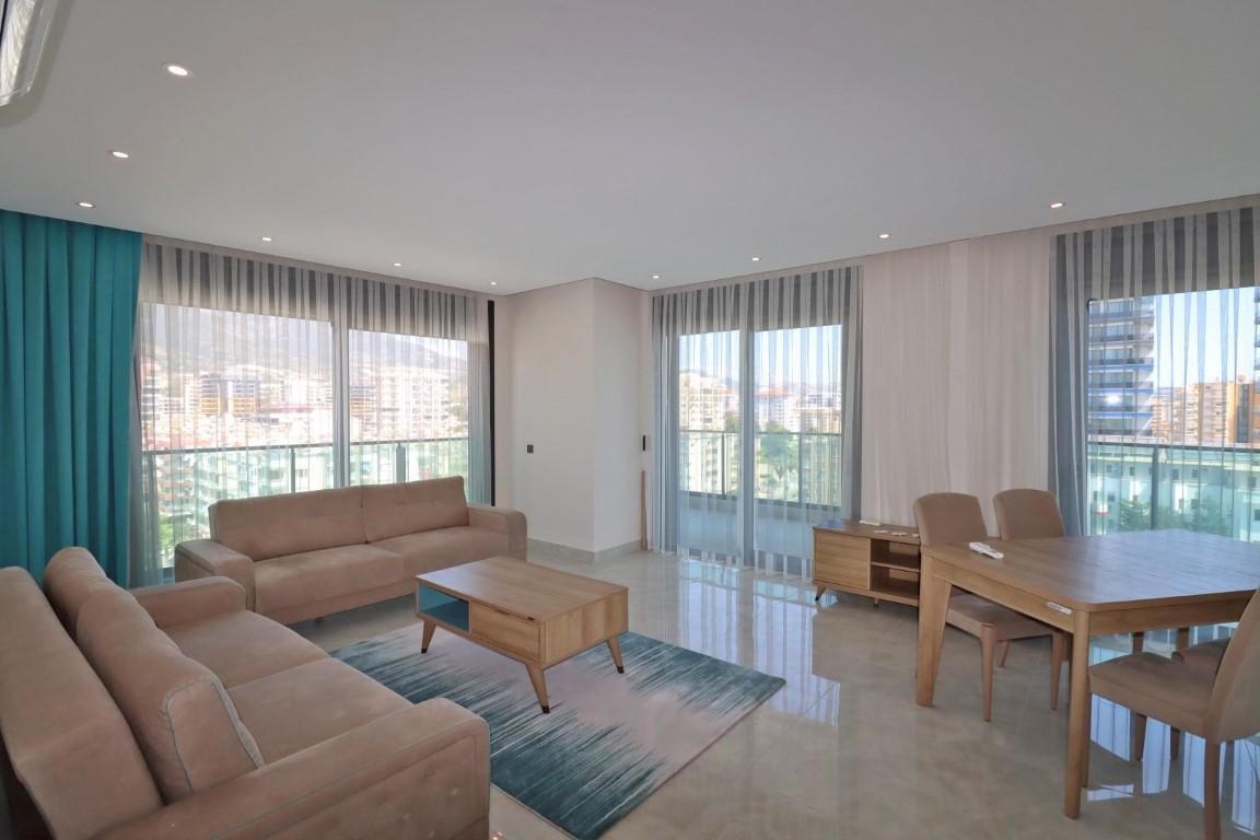 Меблированная квартира 2+1 в комплексе на первой линии с отельной инфраструктурой - Фото 7
