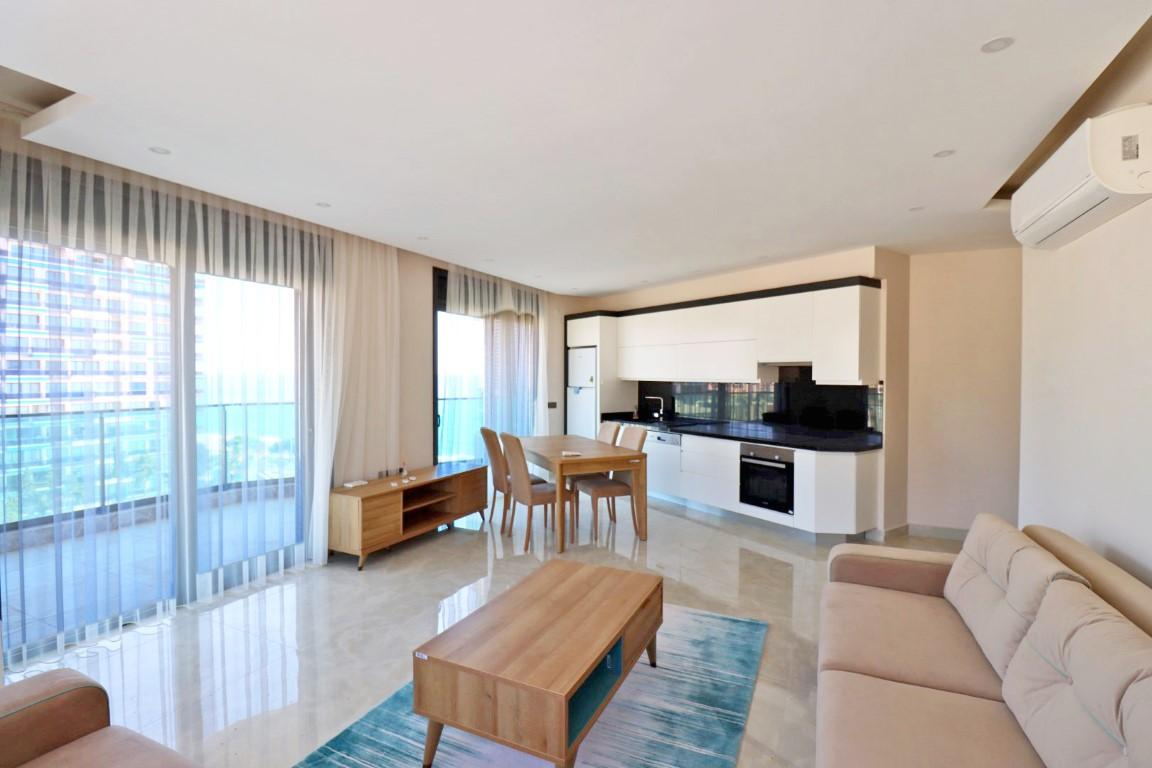 Меблированная квартира 2+1 в комплексе на первой линии с отельной инфраструктурой - Фото 8