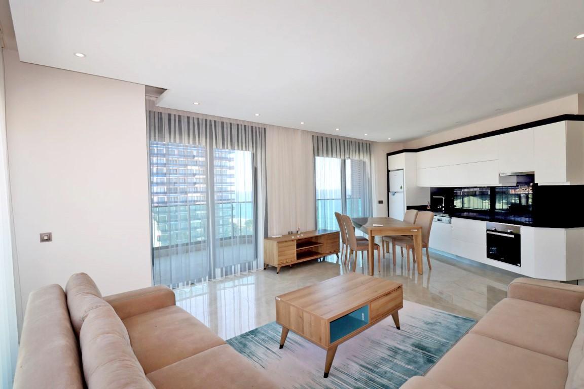 Меблированная квартира 2+1 в комплексе на первой линии с отельной инфраструктурой - Фото 3