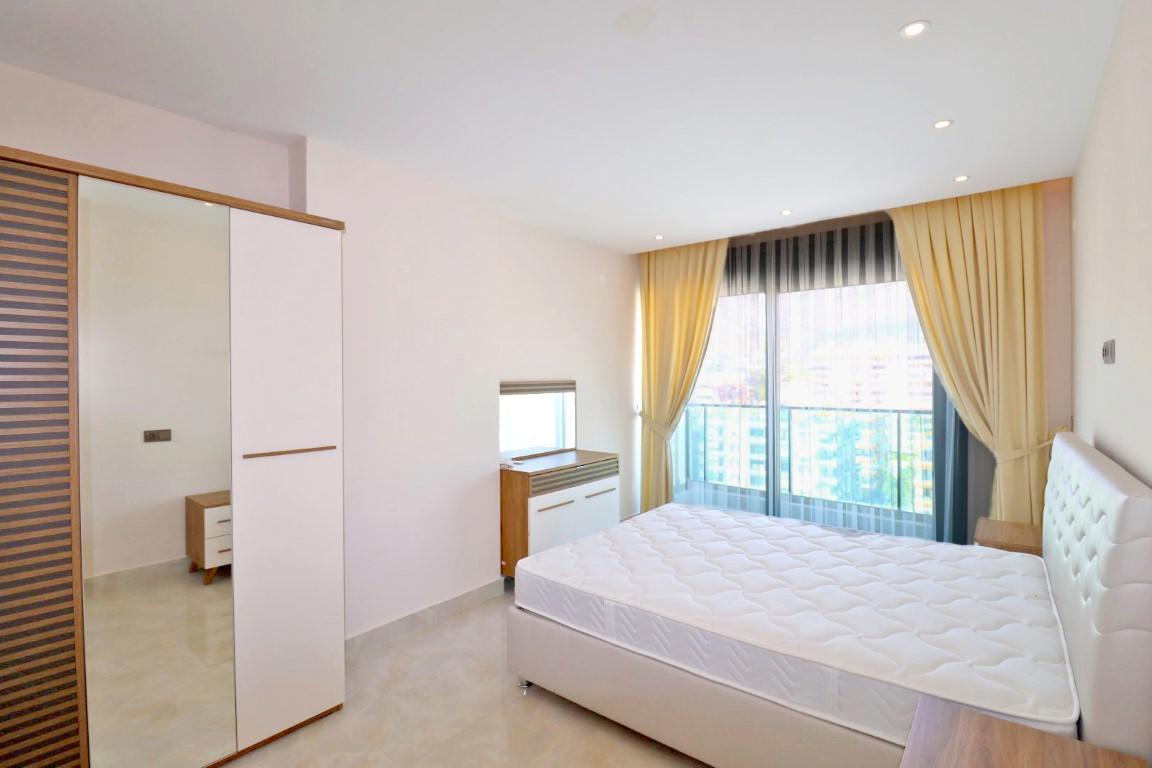 Меблированная квартира 2+1 в комплексе на первой линии с отельной инфраструктурой - Фото 15
