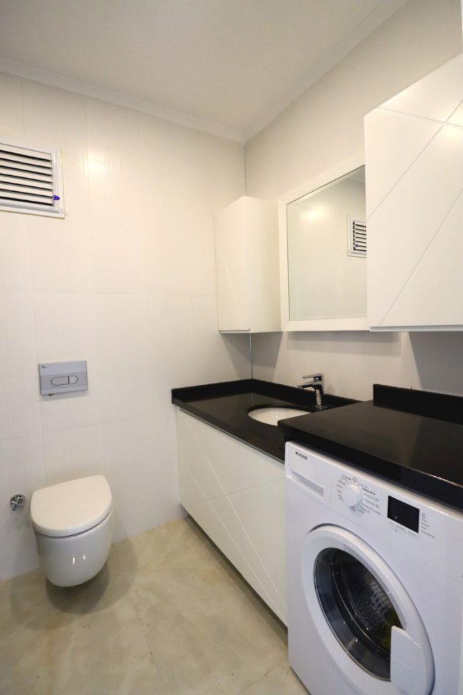 Меблированная квартира 2+1 в комплексе на первой линии с отельной инфраструктурой - Фото 20
