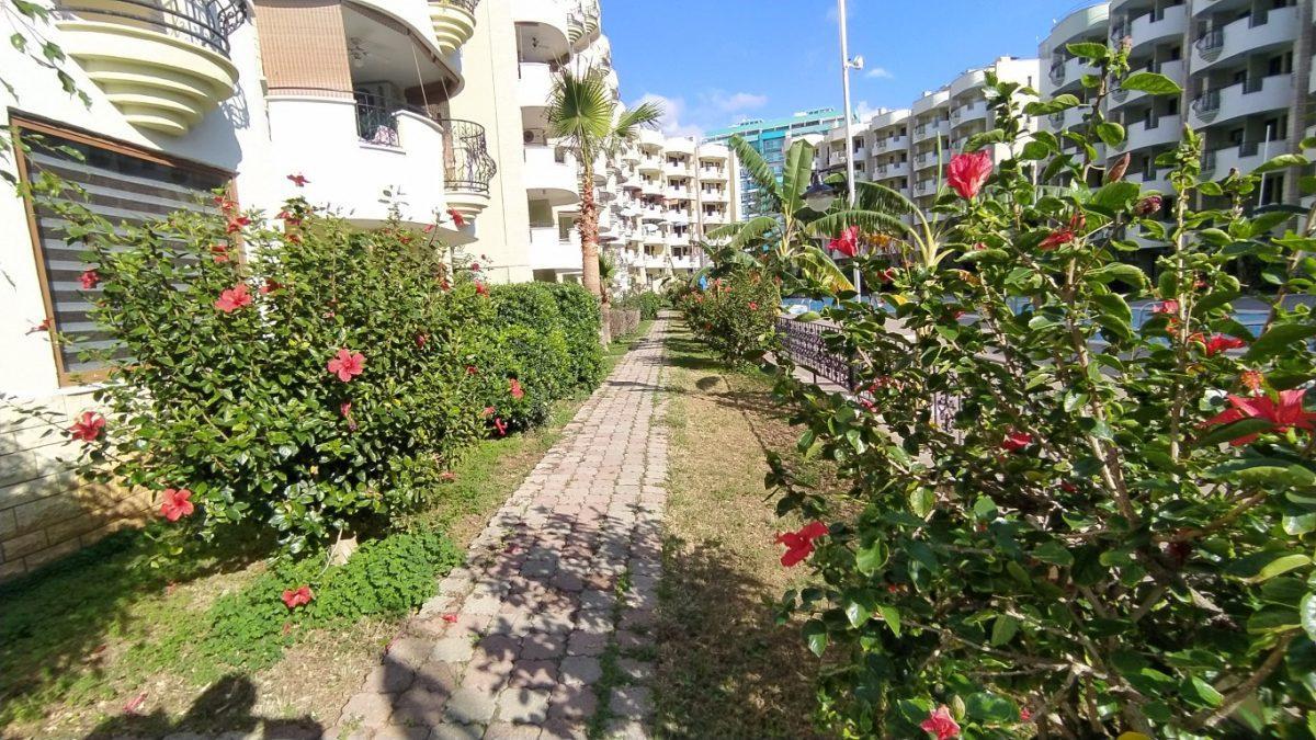 Меблированная квартира с выходом в сад, район Махмутлар - Фото 3