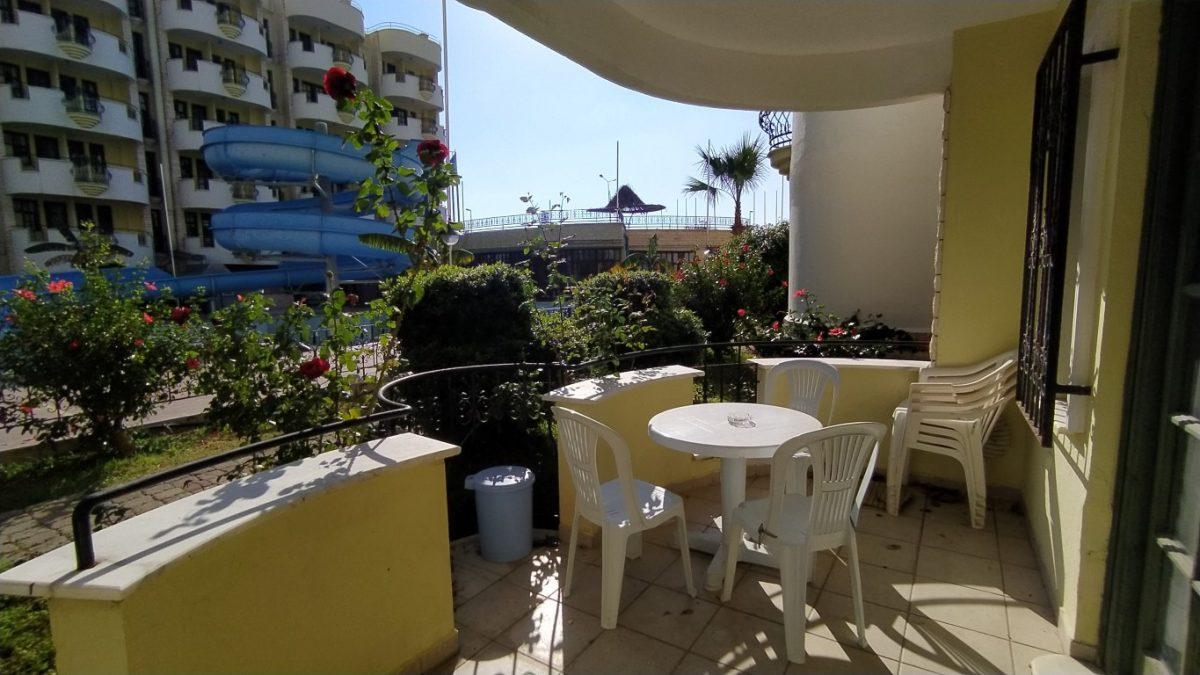 Меблированная квартира с выходом в сад, район Махмутлар - Фото 9