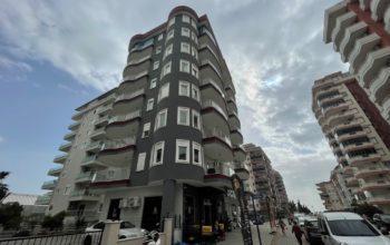 Новые просторные апартаменты с видом на море в Махмутларе