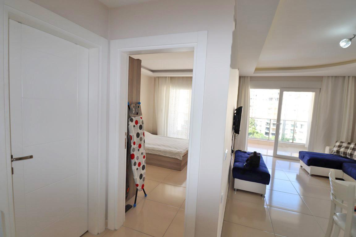 Недорогая квартира 1+1 с большой площадью в Махмутларе - Фото 12