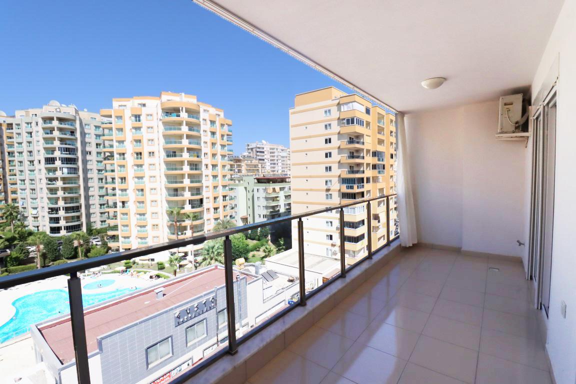 Недорогая квартира 1+1 с большой площадью в Махмутларе - Фото 14