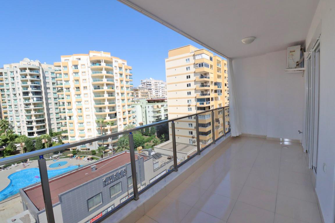 Недорогая квартира 1+1 с большой площадью в Махмутларе - Фото 15