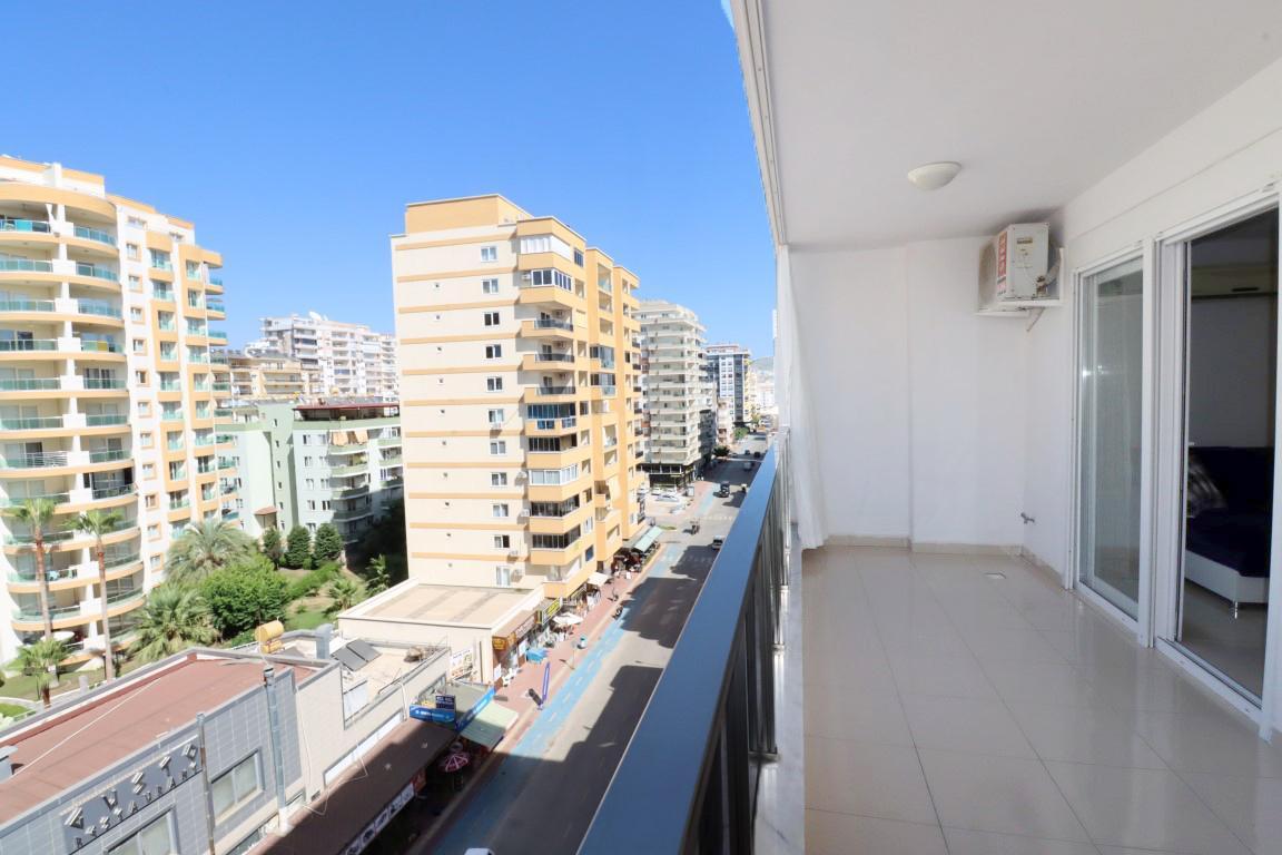 Недорогая квартира 1+1 с большой площадью в Махмутларе - Фото 16