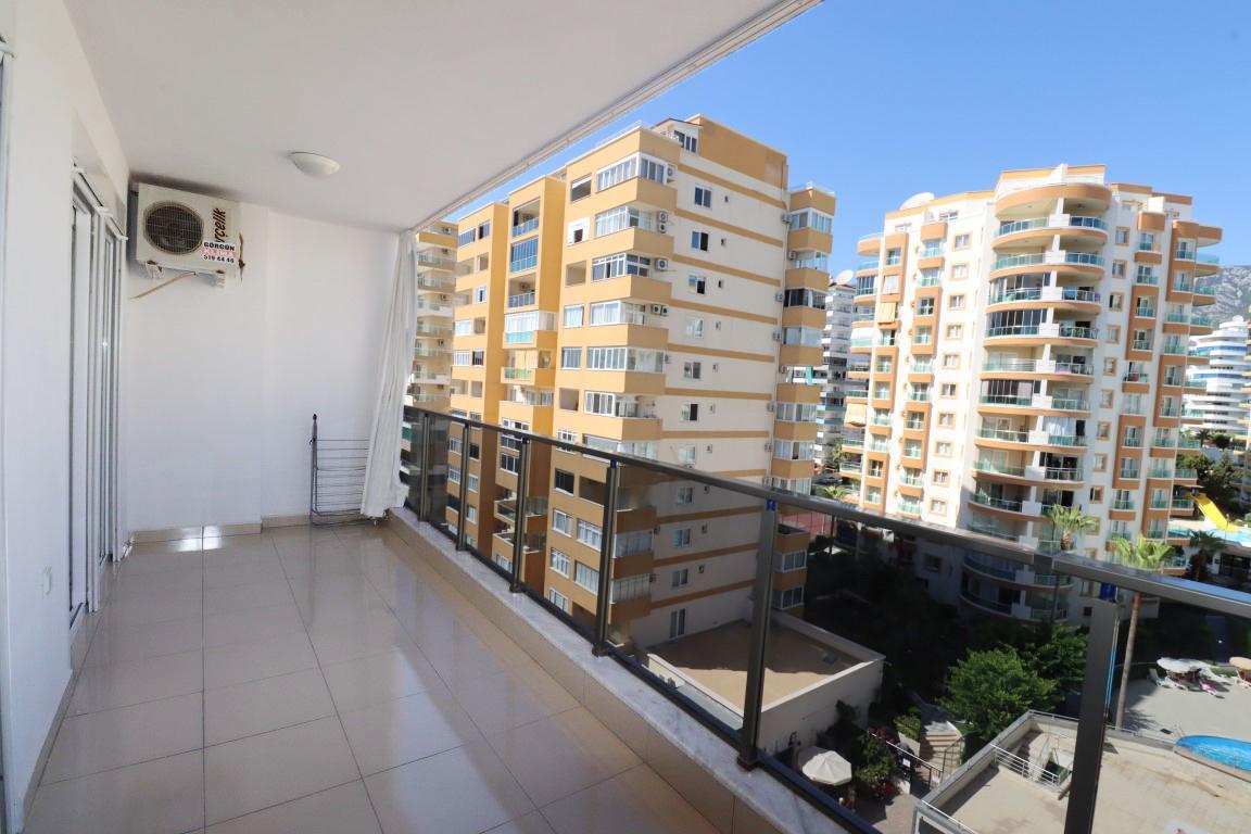 Недорогая квартира 1+1 с большой площадью в Махмутларе - Фото 17