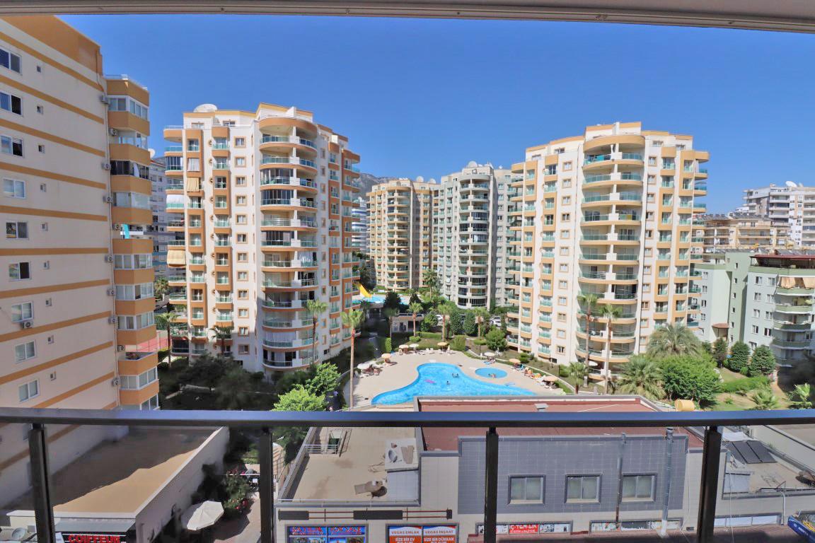 Недорогая квартира 1+1 с большой площадью в Махмутларе - Фото 19