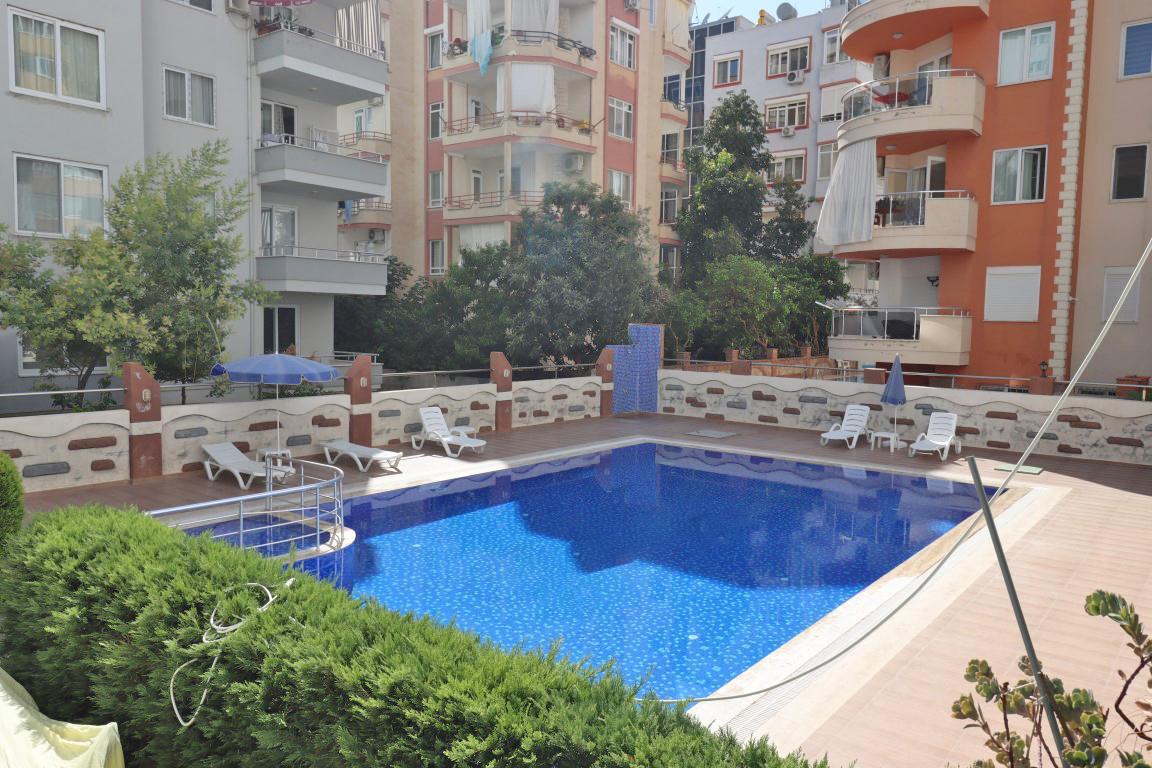 Недорогая квартира 1+1 с большой площадью в Махмутларе - Фото 24