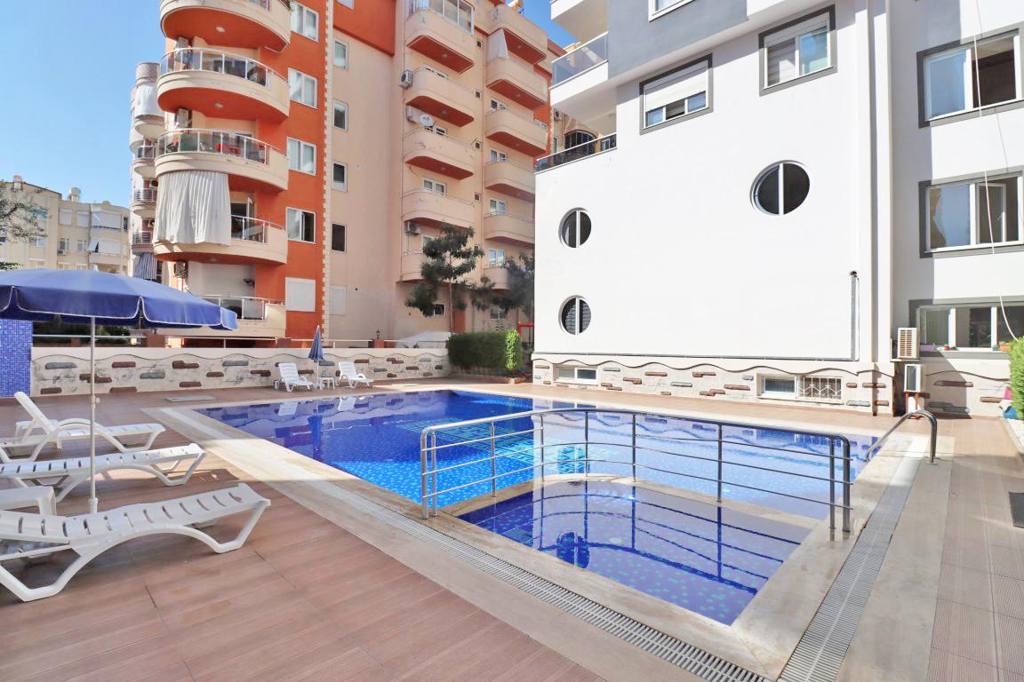 Недорогая квартира 1+1 с большой площадью в Махмутларе - Фото 26