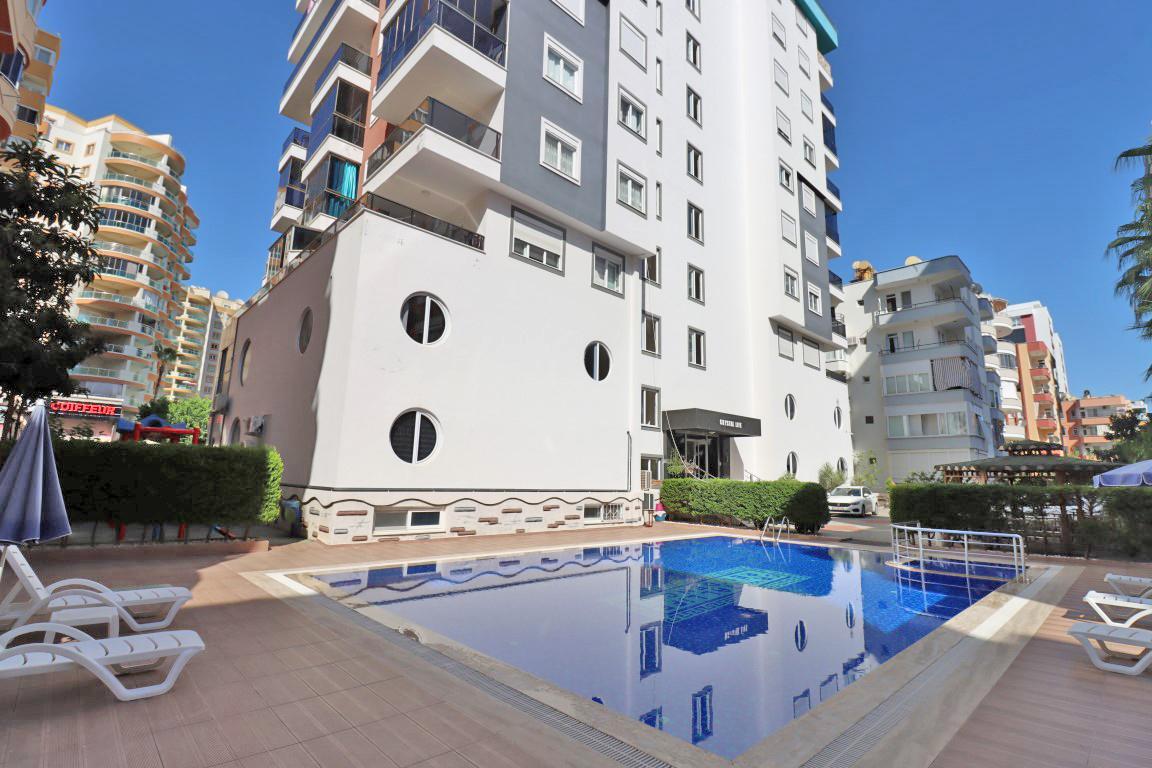 Недорогая квартира 1+1 с большой площадью в Махмутларе - Фото 27