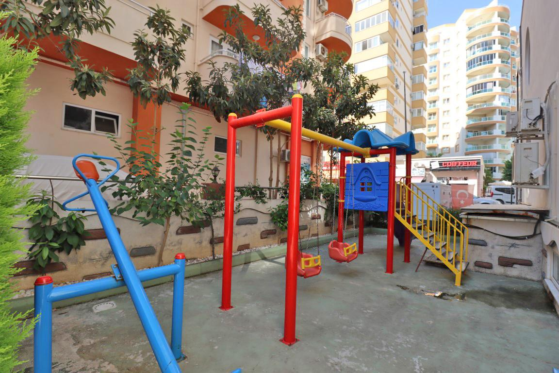 Недорогая квартира 1+1 с большой площадью в Махмутларе - Фото 28