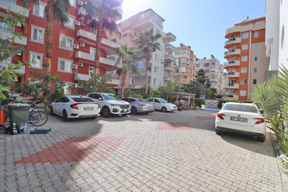 Недорогая квартира 1+1 с большой площадью в Махмутларе - Фото 31