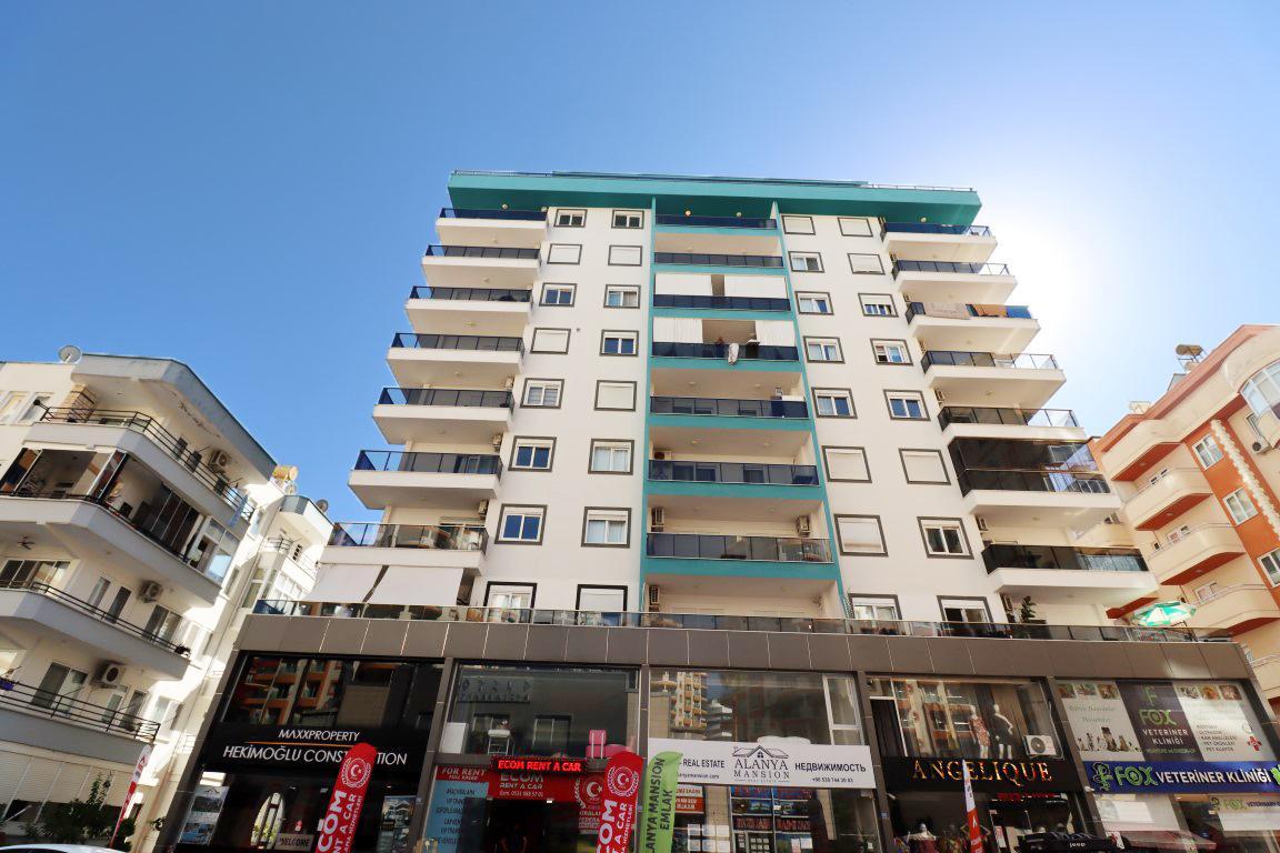 Недорогая квартира 1+1 с большой площадью в Махмутларе - Фото 2