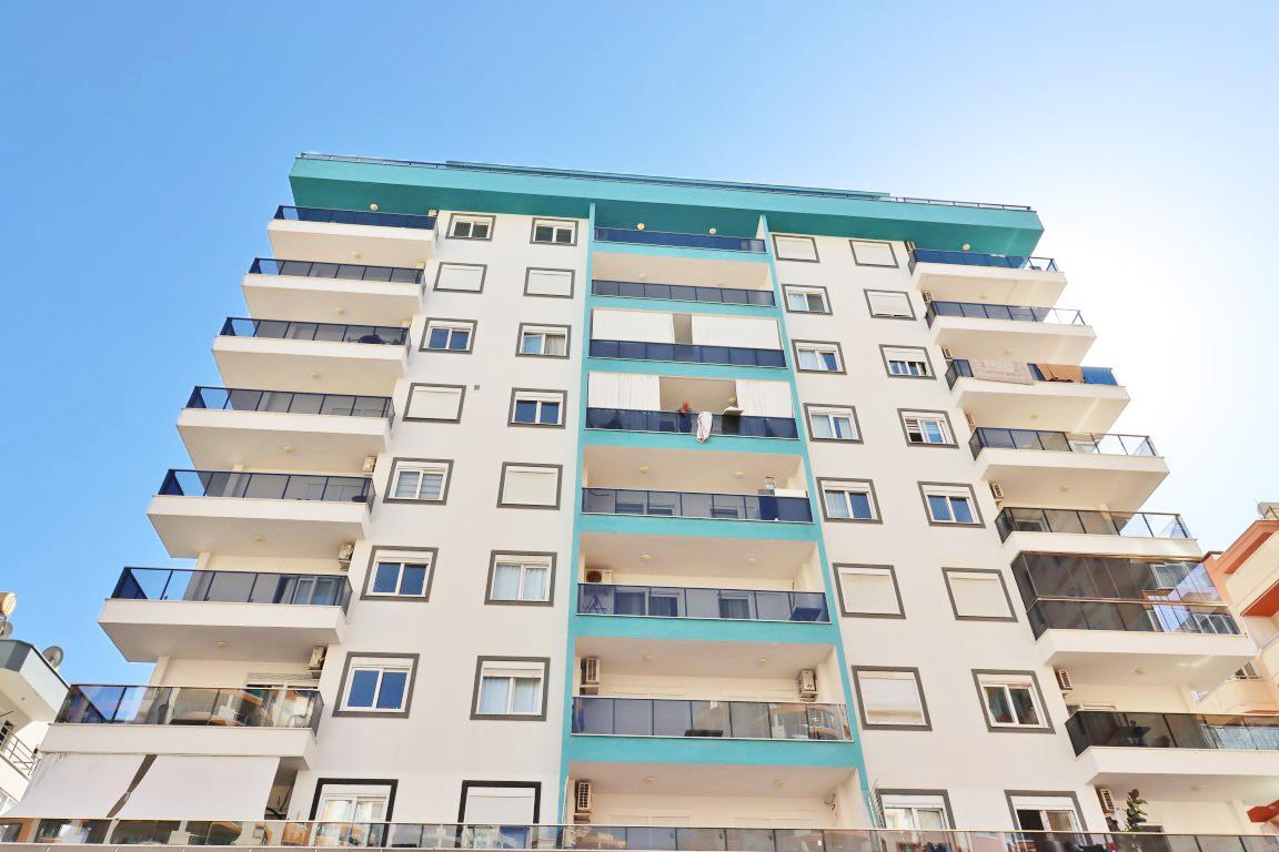 Недорогая квартира 1+1 с большой площадью в Махмутларе - Фото 3