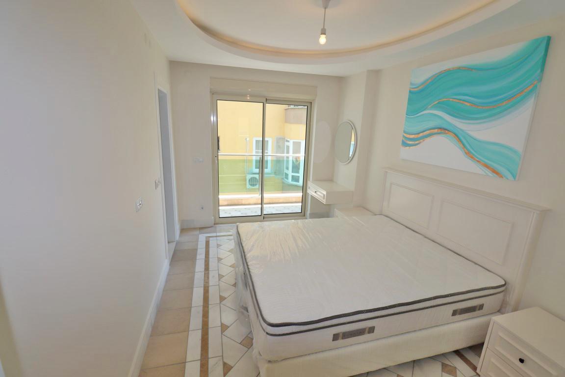 Меблированная квартира 2+1 в хорошем комплексе рядом с пляжем Клеопатра - Фото 19