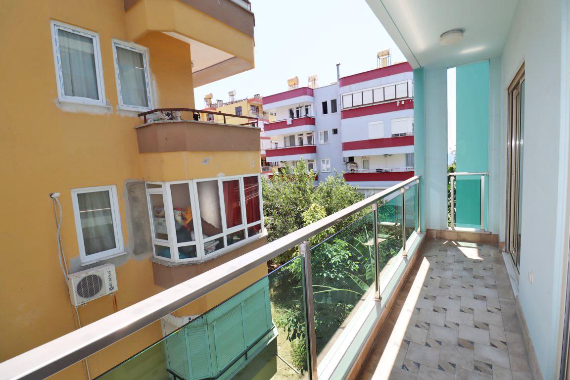 Меблированная квартира 2+1 в хорошем комплексе рядом с пляжем Клеопатра - Фото 35