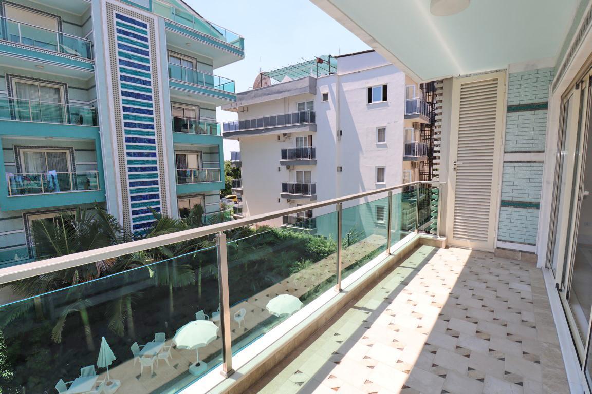 Меблированная квартира 2+1 в хорошем комплексе рядом с пляжем Клеопатра - Фото 32