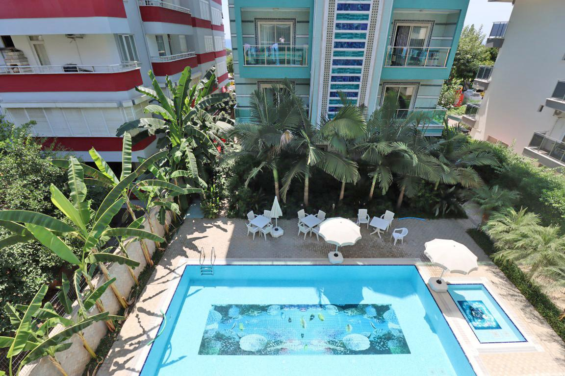 Меблированная квартира 2+1 в хорошем комплексе рядом с пляжем Клеопатра - Фото 33
