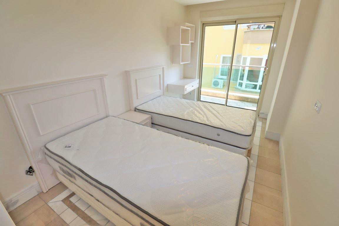 Меблированная квартира 2+1 в хорошем комплексе рядом с пляжем Клеопатра - Фото 24